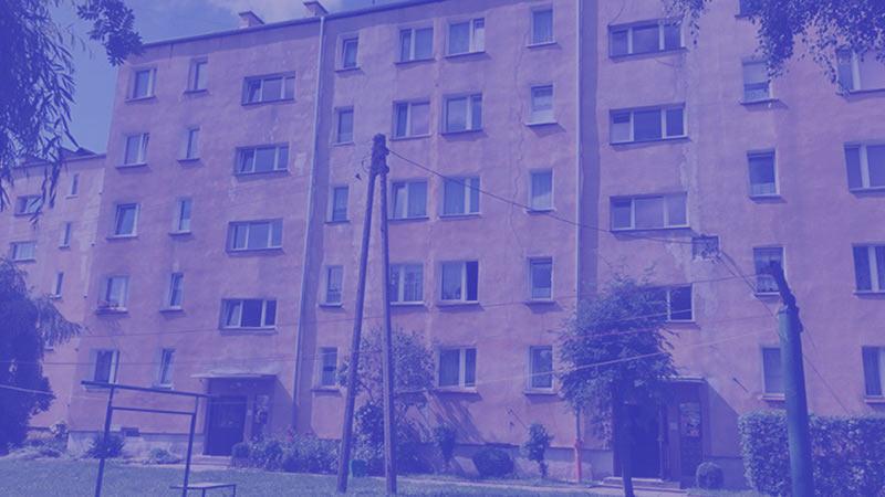 """Spółdzielnia Mieszkaniowa """"Gryf"""""""